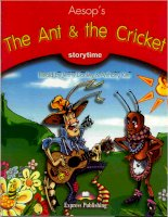 the ant and the cricket