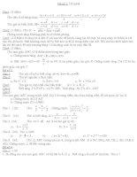 Tuyển tập 30 đề thi học sinh giỏi toán lớp 7 có đáp án