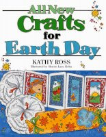 all new crafts earth day