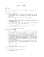 Tài liệu về áp xe gan 2007