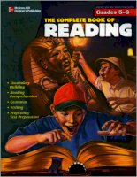 the complete book of reading grade 5-6