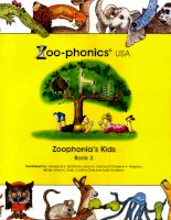 zoophonia''s kids book 3