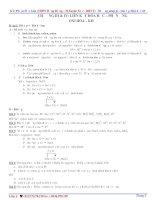 Liên kết hóa học - Phản ứng oxh khử - Thầy Đức Anh