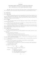 bài giảng nguyên lý kế toán chuog 4 PHƯƠNG PHÁP TÍNH GIÁ VÀ KẾ TOÁN MỘT SỐ QUÁ TRÌNH SẢN XUẤT KINH DOANH CƠ BẢN - ths. nguyễn thị trung