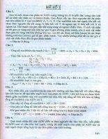 Bộ đề thi trắc nghiệm khách quan sinh học Phan Khắc Nghệ (phần 5.9)