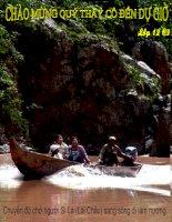 Tiết 46. Người lái đò Sông Đà (Nguyễn Tuân)