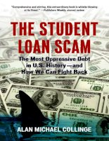 the student loan scam; the most oppressive debt in u.s. history and how we can fight back (2009)