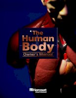the human body owner''s manual