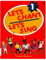 let''s chant let''s sing 1