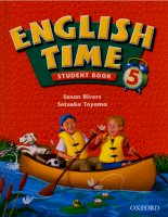 english time 5 student book