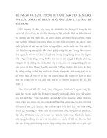 GIỮ VỮNG và TĂNG CƯỜNG sự LÃNH đạo của ĐẢNG đối với lực LƯỢNG vũ TRANG dưới ÁNH SÁNG tư TƯỞNG hồ CHÍ MINH