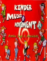 kinder music and movement