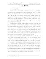 """ĐỀ TÀI: """"GIẢI PHÁP NHẰM NÂNG CAO KHẢ NĂNG THU HÚT KHÁCH DU LỊCH THÁI LAN TẠI CÔNG TY LỮ HÀNH THĂNG LONG CITY TOUR"""""""