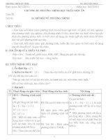 Bài 1-2: Mở đầu về phương trinh-phương trình bật nhất một ẩn và cách giải