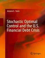 stein - stochastic optimal control and the u.s. financial debt crisis (2012)