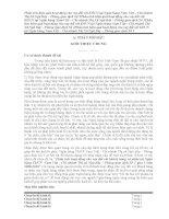 phân tích hiệu quả hoạt động cho vay đối với khcn tại ngân hàng nam việt – chi nhánh thị xã ngã bảy – phòng giao dịch số 3