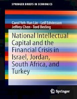 lin et al - national intellectual capital and the financial crisis in israel, jordan, south africa, and turkey (2014)