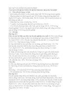 BÀI tập tài CHÍNH DOANH NGHIỆP  TÀI SẢN CỐ  ĐỊNH VỐN CỐ ĐỊNH TRONG DOANH NGHIỆP