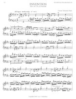 Bach - Two Part Inventions - no.5