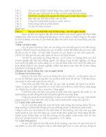 7 Câu hỏi và đáp án ôn thi môn Quản Trị Học