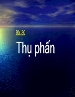 Bai 30-Thu phan
