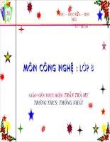 Bài 27: Moi ghep dong