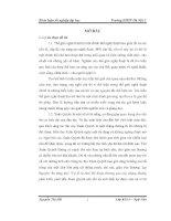 Thế giới nghệ thuật trong tập thơ Tự hát của Xuân Quỳnh