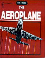 how it works the aeroplane