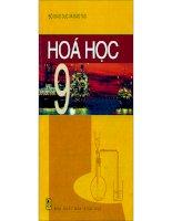 Album Hoa hoc 9 tap 1
