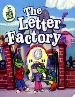 the letter factory