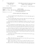 Quyết định số 34/2011 Ban hành Quy chế công tác thi đua, khen thưởng trên địa bàn tỉnh Bến Tre