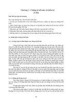 Bài giảng chứng từ kế toán và kiểm kê
