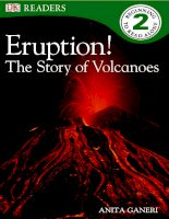 eruption the story of volcanoes