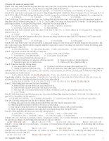 Chuyên đề bài tập amin   amino axit  pepit