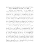 QUAN NIỆM về  LUÂN lý và đạo đức của KHỔNG tử; GIÁ TRỊ TRONG VIỆC GIÁO dục đạo đức CON NGƯỜI ở nước TA  HIỆN NAY