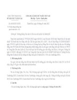 CV Thi lấy chứng chỉ tiếng Anh quốc tế trình độ B2 - FCE