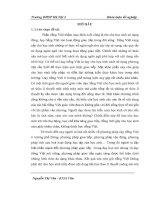 dạy học bài phong cách ngôn ngữ sinh hoạt trong sách giáo khoa ngữ văn 10 theo hướng giao tiếp (Khóa luận tốt nghiệp)