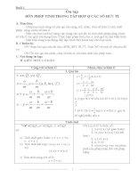 Giáo án dạy thêm 2 toán 7   2014