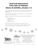 read and understand fairy tales and folktales stories and activities grades 1-2