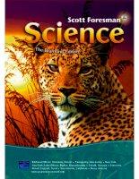 science scott foresman a