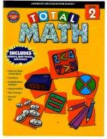 total math grade 2