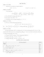 Tuyển tập đề thi HSG Toán 8 có đáp án