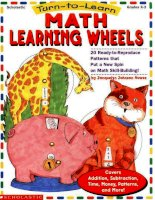 turn to learn math learning wheels grades k-2