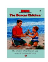 the boxcar children the mystery of the pirate''s map