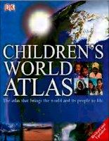 children''s world atlas a