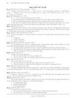 Tuyển tập các bài toán xác suất trong các kỳ thi Đại học cao đẳng