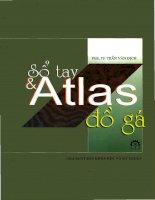 ATLAT DO GA trong kỹ thuật chế tạo máy