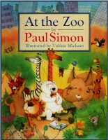 at the zoo by paul simon
