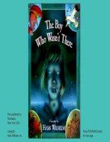 the boy who wasn''t there by hans wilhelm