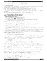 Phương pháp giải các dạng bài tập chương este,lipit